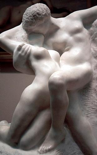 Auguste Rodin, Kissers