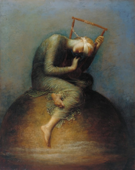 George Frederic Watts, 'Hope'