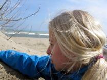 Sarah at Eraclea Mare