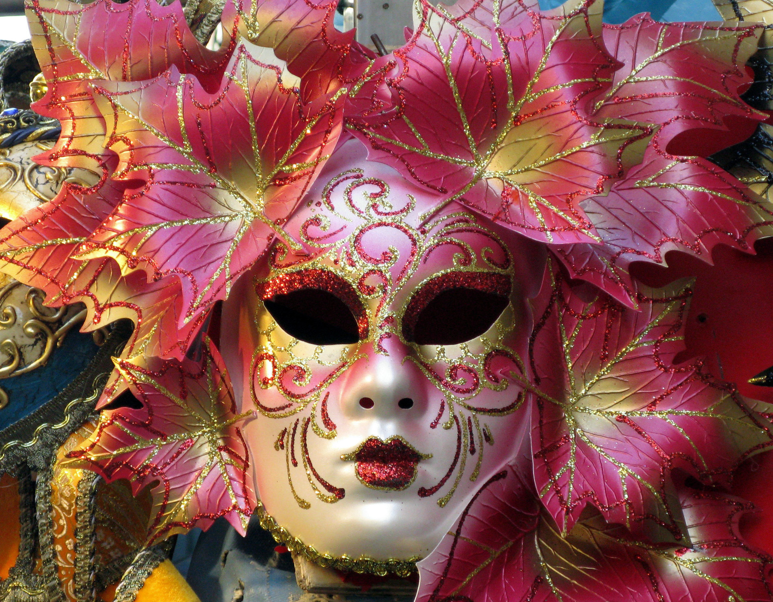 Venetian carnival masks | Brief thoughts & quotes