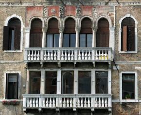 Venetian windows