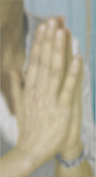 Y. Z. Kami, Untitled (Hands) III